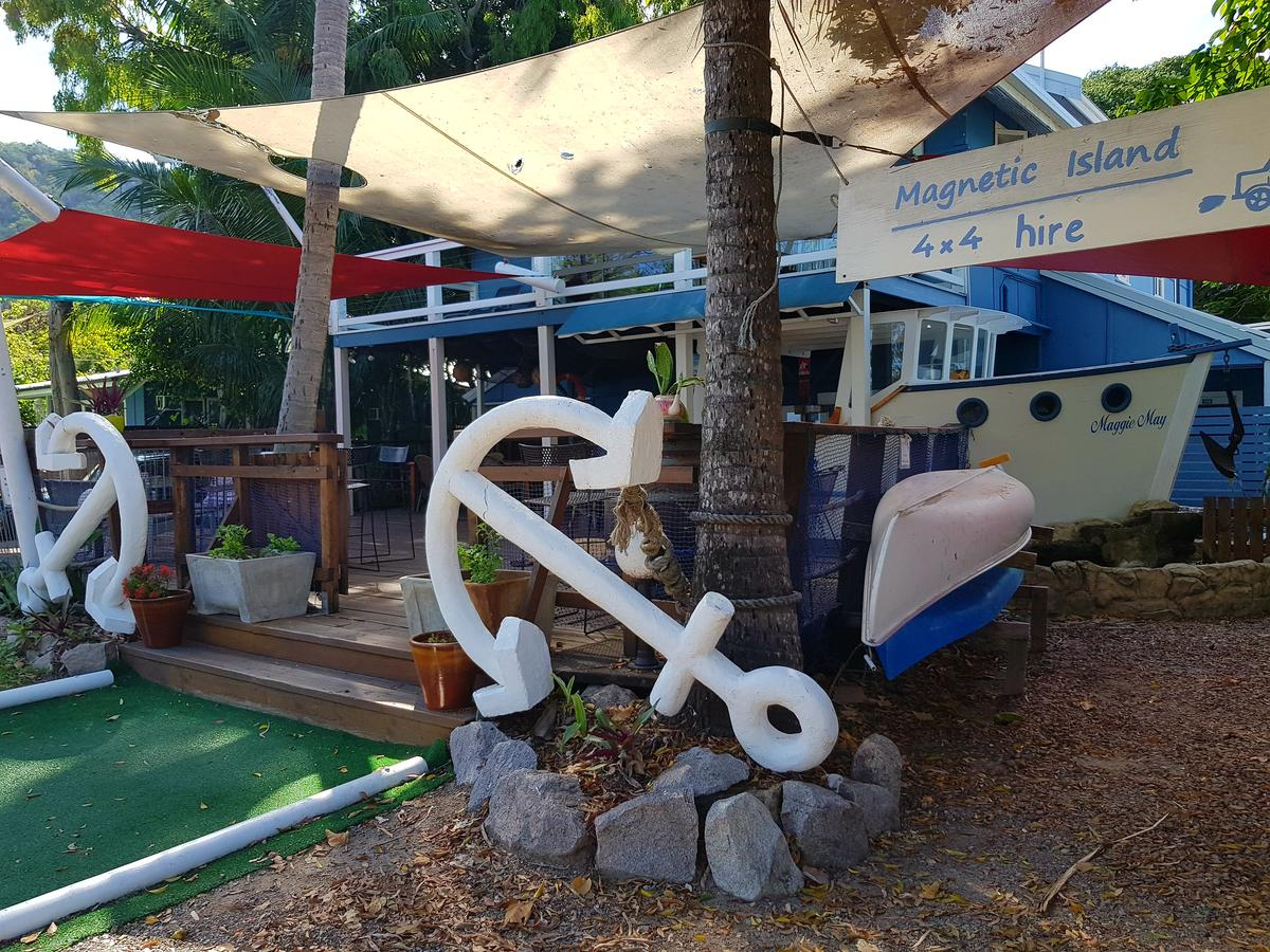Arcadia Beach Guest House - Broome Tourism