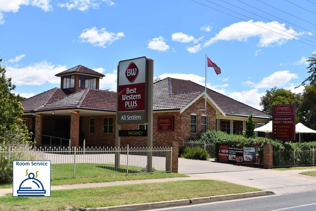 Best Western Plus All Settlers Motor Inn - Broome Tourism