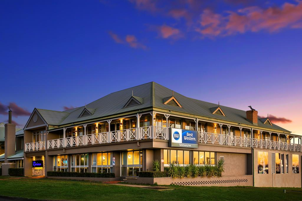 Best Western Sanctuary Inn - Broome Tourism