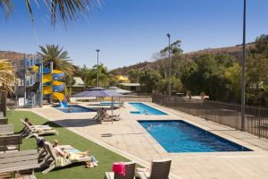 BIG4 MacDonnell Range Holiday Park - Broome Tourism